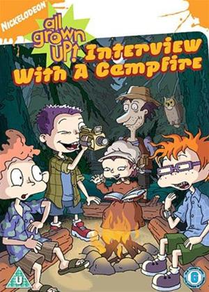 All Grown Up!: Interview with a Campfire Online DVD Rental