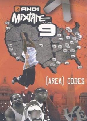 And 1 Mixtape: Area Codes: Vol.9 Online DVD Rental