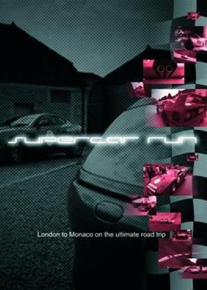 Supercar Run: Third Party Online DVD Rental