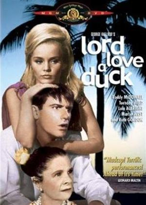 Rent Lord Love a Duck Online DVD Rental