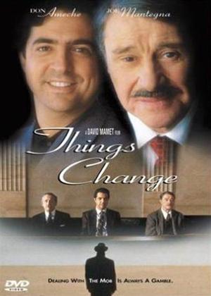 Things Change Online DVD Rental
