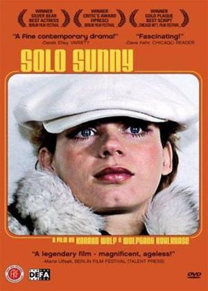 Rent Solo Sunny Online DVD Rental