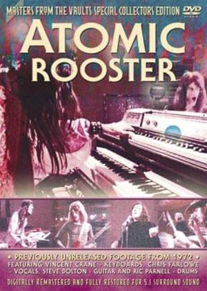Rent Atomic Rooster: Masters from the Vault Online DVD Rental