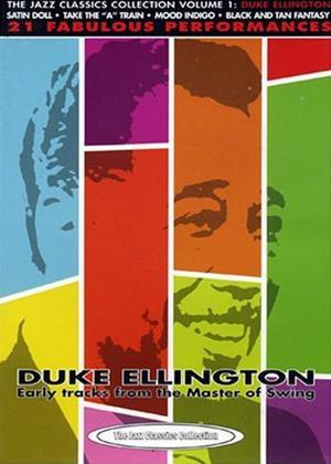 Rent Duke Ellington: Early Tracks from the Master of Swing Online DVD Rental