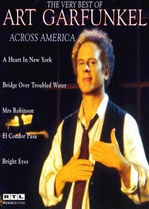 Rent Art Garfunkel Across America: The Very Best Of Online DVD Rental