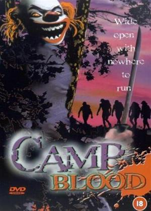 Rent Camp Blood Online DVD Rental
