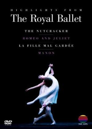 Highlights from the Royal Ballet Online DVD Rental