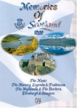 Rent Memories of Scotland Online DVD Rental
