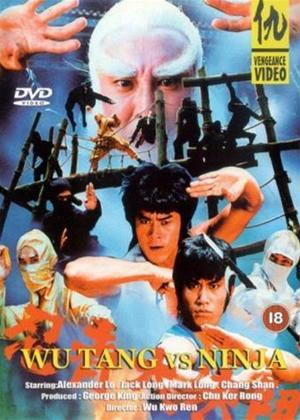Wu Tang Vs Ninja Online DVD Rental