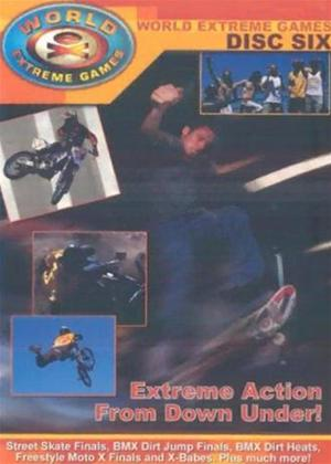 Rent World Extreme Games 2000: Part 6 Online DVD Rental