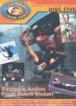 Rent World Extreme Games 2000: Part 5 Online DVD Rental