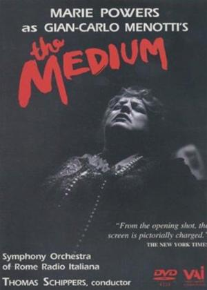 Rent The Medium Online DVD Rental