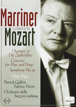 Rent Marriner Conducts Mozart Online DVD Rental