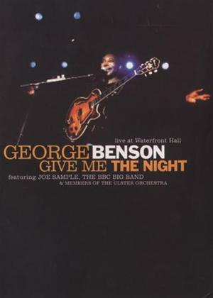 Rent George Benson: Give Me the Night Online DVD Rental