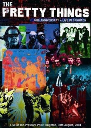 Rent Pretty Things: 40th Anniversary Live Online DVD Rental