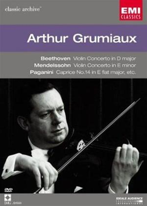 Arthur Grumiaux Online DVD Rental