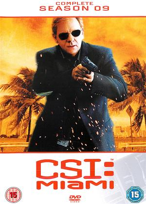 CSI Miami: Series 9 Online DVD Rental