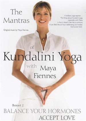 Rent The Mantras of Kundalini Yoga: Balance Your Hormones Online DVD Rental