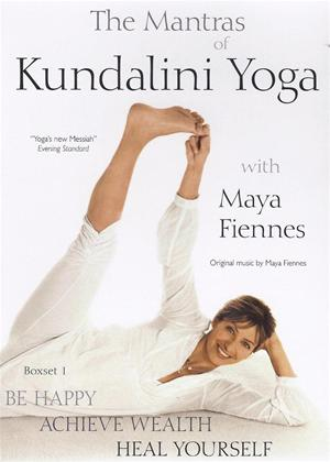 Rent The Mantras of Kundalini Yoga: Be Happy Online DVD Rental
