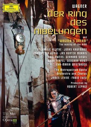 Rent Wagner: The Ring (Metropolitan Opera) Online DVD Rental