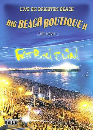 Fatboy Slim: Live from the Big Beach Bootique Online DVD Rental