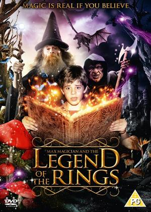 Max Magician and the Legend of the Rings Online DVD Rental