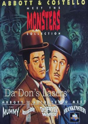 Rent Bud Abbott and Lou Costello: Meet the Monsters Online DVD Rental