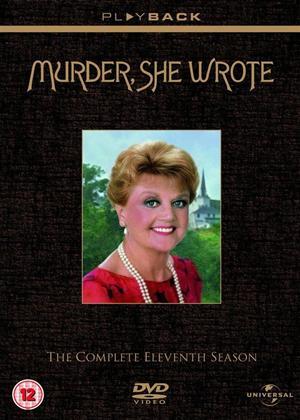 Rent Murder, She Wrote: Series 11 Online DVD Rental