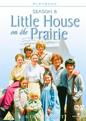 Little House on the Prairie: Series 8 Online DVD Rental