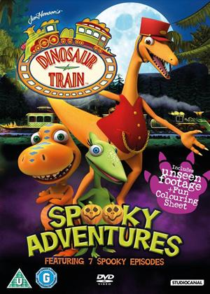 Dinosaur Train: Spooky Adventures Online DVD Rental
