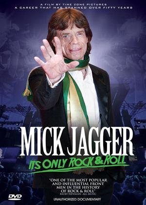 Mick Jagger: It's Only Rock and Roll Online DVD Rental