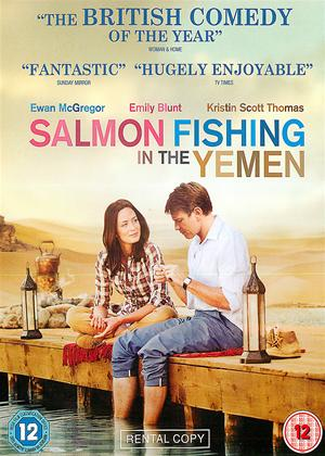 Salmon Fishing in the Yemen Online DVD Rental