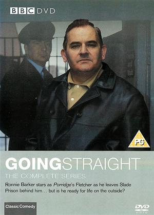 Going Straight: Series Online DVD Rental