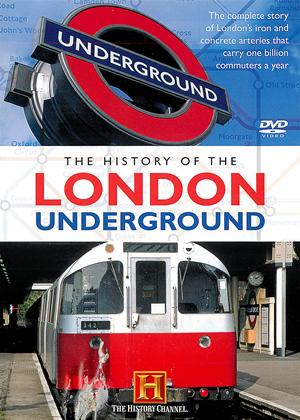 Rent The History of the London Underground Online DVD Rental