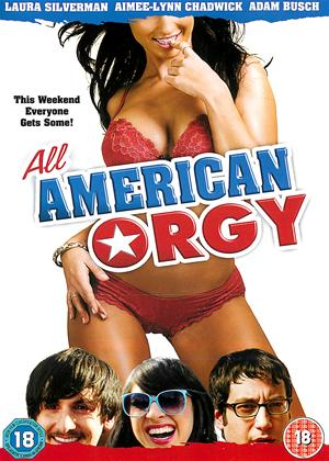 Rent All American Orgy Online DVD Rental