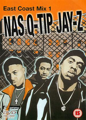 Rent East Coast Mix 1: Nas, Q-Tip, Jay-Z Online DVD Rental
