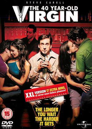 Rent The 40 Year-Old Virgin Online DVD Rental