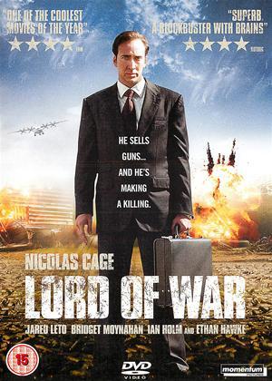 Rent Lord of War Online DVD Rental