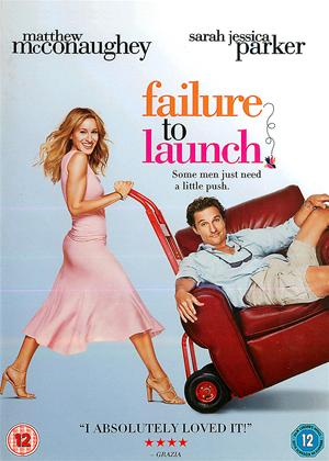 Failure to Launch Online DVD Rental