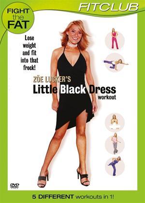 Rent Zoe Lucker's Little Black Dress Workout Online DVD Rental