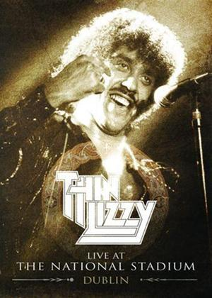 Thin Lizzy: Live at the National Stadium Dublin Online DVD Rental