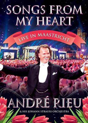 Rent Andre Rieu: Songs from My Heart Online DVD Rental