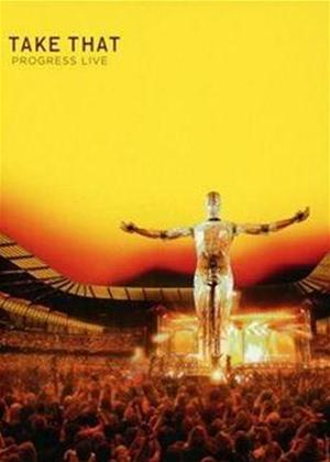 Take That: Progress Live Online DVD Rental