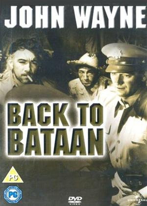 Back to Bataan Online DVD Rental