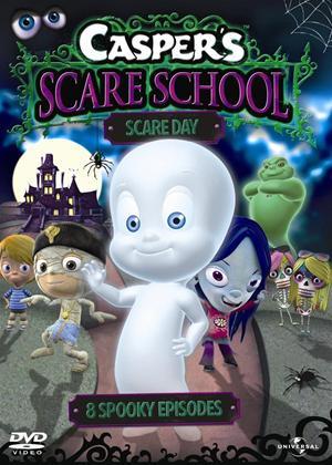 Casper's Scare School: Scare Day Online DVD Rental