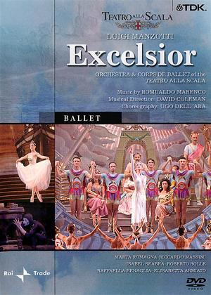 Excelsior: Luigi Manzotti Online DVD Rental