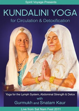 Kundalini Yoga: For Circulation and Detoxification Online DVD Rental