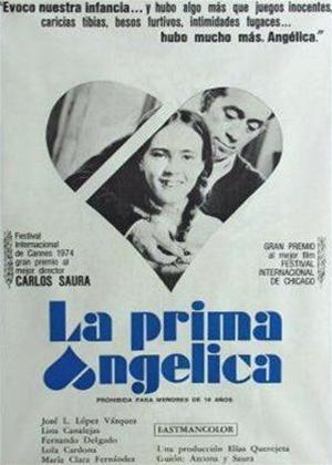 Rent Cousin Angelica (aka La Prima Angélica) Online DVD Rental