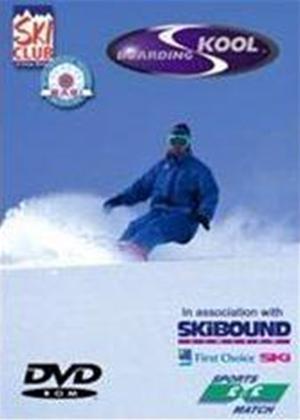 Boarding Skool: Vol.1: Beginners Snowboarding Online DVD Rental