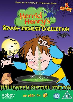 Rent Horrid Henry: Spook-tacular Online DVD Rental